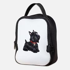 Scottish Terrier #2 Neoprene Lunch Bag