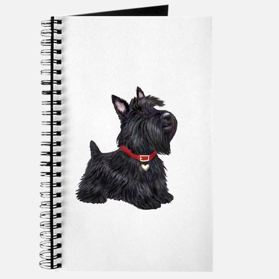 Scottish Terrier #2 Journal
