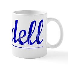 Cordell, Blue, Aged Mug