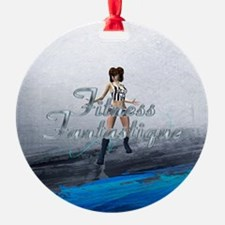 TOP Fitness Fantastique Ornament