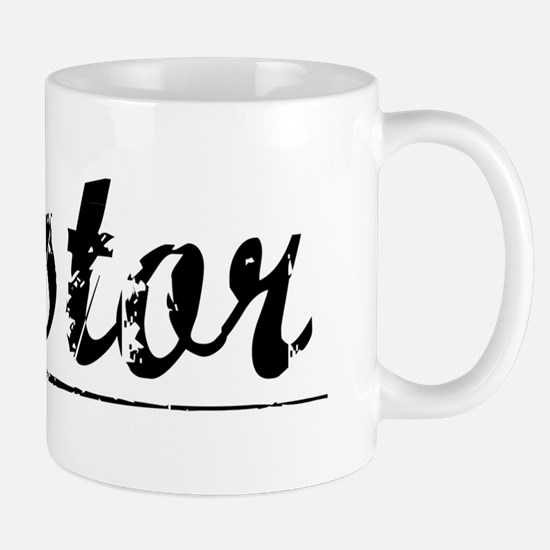 Nestor, Vintage Mug