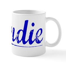 Condie, Blue, Aged Mug