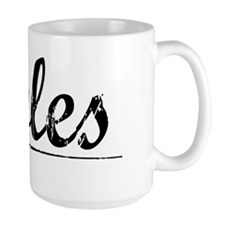 Noles, Vintage Mug
