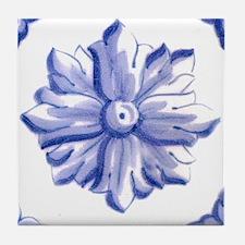 DELFT FLOWER TILE Tile Coaster