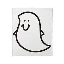 Ghost Throw Blanket