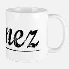 Nunez, Vintage Mug