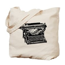 Old Fashioned Typewriter Tote Bag