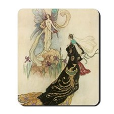 Majesty (Fairy Queen) Mousepad