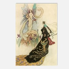 Majesty (Fairy Queen) Postcards (Package of 8)