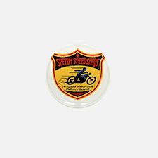 speedsters2-T Mini Button