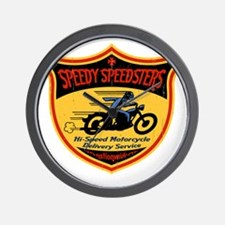 speedsters2-T Wall Clock
