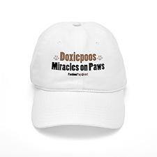 Doxiepoo dog Baseball Cap