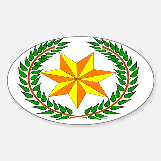 TSALAGI Sticker (Oval)