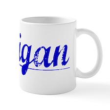Culligan, Blue, Aged Small Mugs