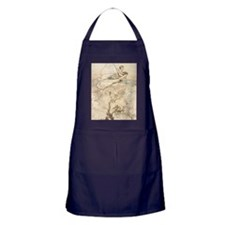 To my bower Apron (dark)