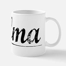 Palma, Vintage Mug