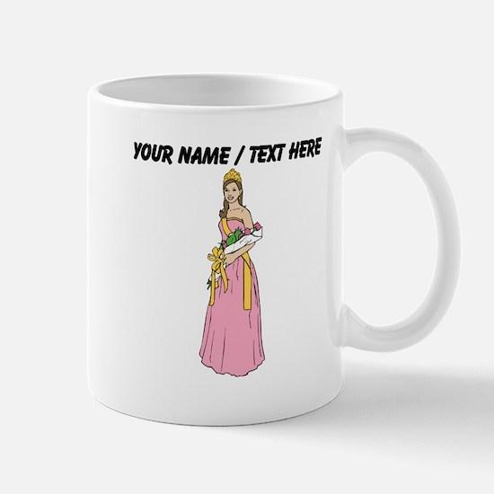 Custom Prom Queen Mugs