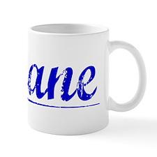 Devane, Blue, Aged Mug