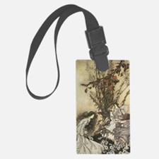 Dancing with the fairies Luggage Tag