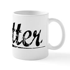 Otter, Vintage Mug