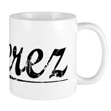 Perez, Vintage Mug