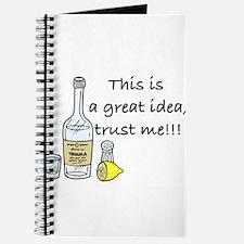 great idea tequila Journal