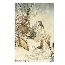 A Fairy Song Postcards (Package of 8)