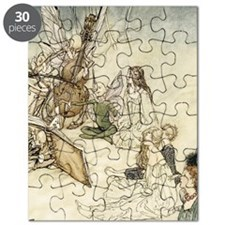 A Fairy Song Puzzle