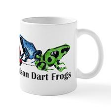 Poison Dart Frog Bumper Sticker Mug