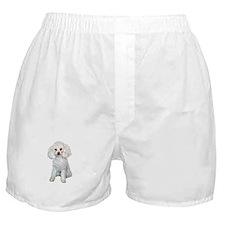 Poodle - Min (W) Boxer Shorts