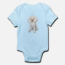 Poodle - Min (W) Infant Bodysuit
