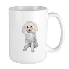 Poodle - Min (W) Mug