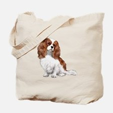 Cavalier (blenheim2) Tote Bag