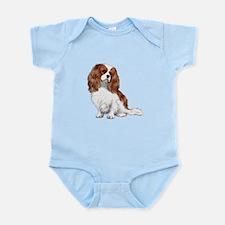 Cavalier (blenheim2) Infant Bodysuit