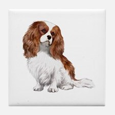 Cavalier (blenheim2) Tile Coaster