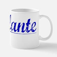 Escalante, Blue, Aged Mug