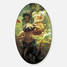 Ilya Repin Sadko in the Underwater  Decal