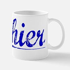 Ethier, Blue, Aged Mug