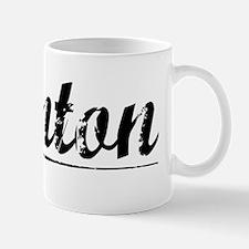 Quinton, Vintage Mug