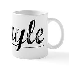 Quayle, Vintage Mug