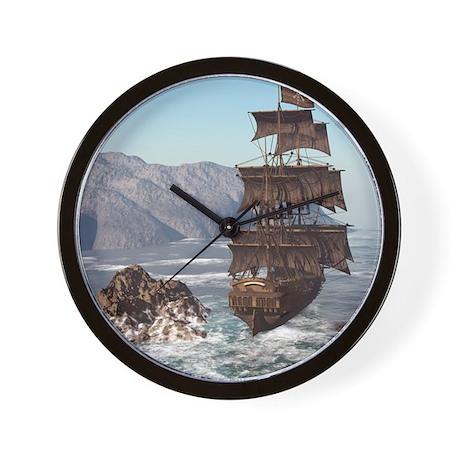 ps2_king_duvet_2 Wall Clock