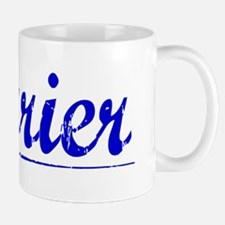 Farrier, Blue, Aged Mug