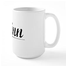 Quinn, Vintage Mug