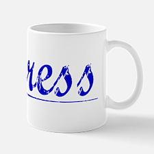 Fentress, Blue, Aged Mug