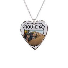 Route 66 - Cadillac Ranch Necklace