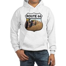 Route 66 - Cadillac Ranch Hoodie