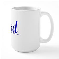 Crawford, Blue, Aged Mug