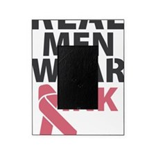 Real men Picture Frame