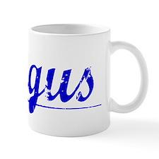 Fergus, Blue, Aged Mug