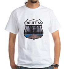 Route 66 - Old Chain of Rocks Bri Shirt